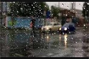 punjab  rain  weather