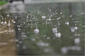 heavy rain  many places in punjab