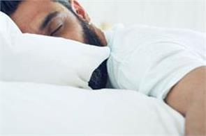 deep sleep at night is very important for the body