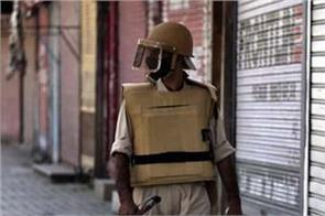 jammu and kashmir police disobey government orders