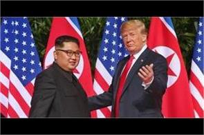 trump asks kim to cooperate with corona in writing