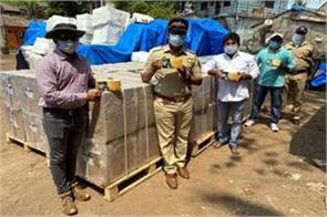 covid 19  4 lakh masks seized in mumbai  fir registered against 5 persons