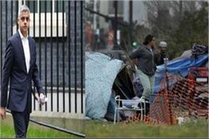 corona  300 rooms of hotels booked by the mayor of london for the homeless