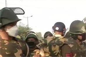 shahin bagh evacuated by police