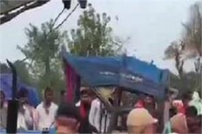 11 die road accident in bihar