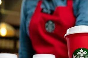 starbucks corona virus use cups ban