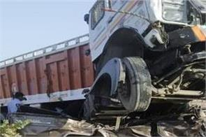 rajasthan road accident 11 people death