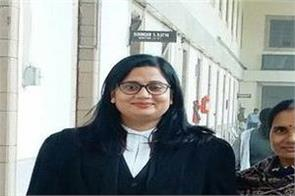 nirbhaya gangrape lawyer seema kushwaha