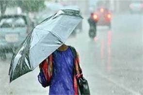 punjab  weather  rain