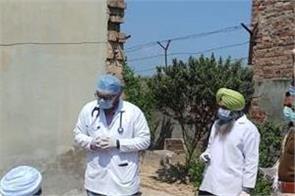 central jail bathinda corona virus hospital nihal singhwala