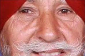shiromani akali dal senior leader gurdeep singh gillon death