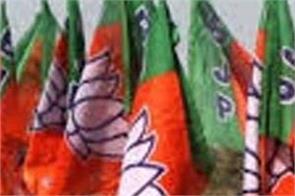 bjp released candidates list of rajya sabha election
