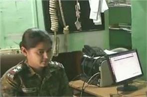 maharashtra naxalite women police ied blast