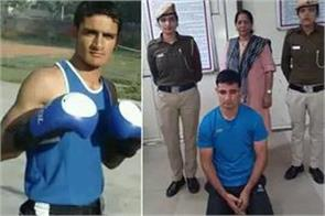 police arrest coach for raping of women boxer in train
