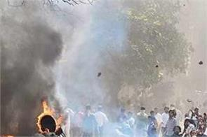 delhi violence  a man arrested