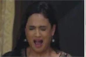 shweta tiwari suffers from burns while shooting a scene for mere dad ki dulhan