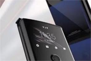 motorola razr foldable phone launched in india