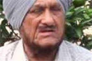 former hockey player balbir singh khullar dies