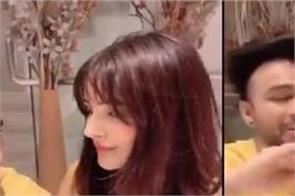 shehnaz gill flirts with tony kakkar in new tiktok video