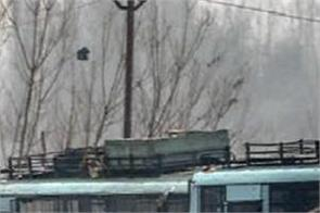 pulwama attack two person arrested