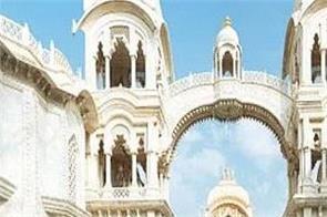 iskcon temple of vrindavan closed till 31 march