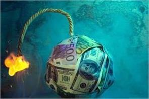 recession struck world