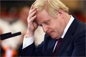 coronavirus hits british prime minister boris johnson