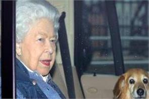 queen  s aide tests positive for coronavirus  reports