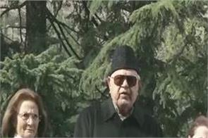 jammu and kashmir farooq abdullah released