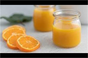 orange juice reduces obesity