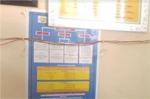 corona virus  administration  facility