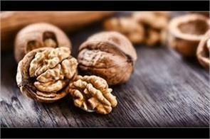 eating walnuts keeps women healthy in the elderly