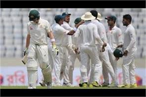 bangladesh australia to play in a series of 2 tests