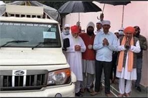 dera sachkhand forces send langar to thousands of needy