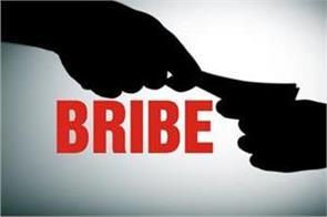 asi arreste in bribe case
