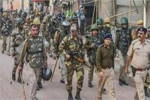 three persons arrested in delhi violence case