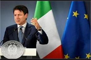 italy  s pm says   the biggest crisis in the country since world war 2