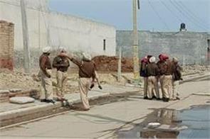 shri muktsar sahib in firing  one injured