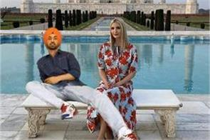 ivanka trump replied with some way to diljit dosanjh  s tweets