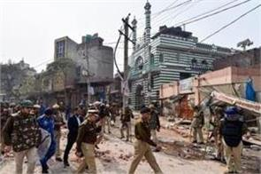 delhi violence case  690 firs recorded  2193 arrested or detained