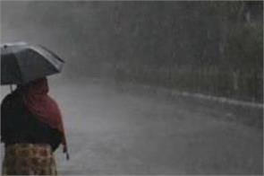 heavy rains are possible in many places in punjab