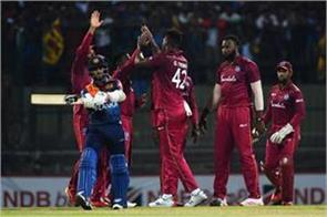 t20  windies beat sri lanka by 25 runs