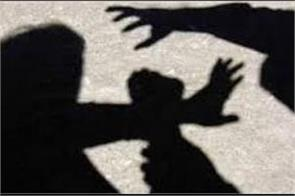 youths attack on girl with sharp weapon