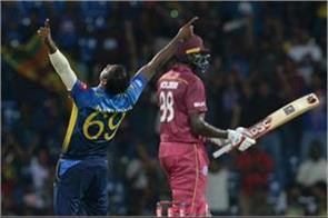sri lanka defeated windies by 6 runs to clinch a 3 0 clean sweep