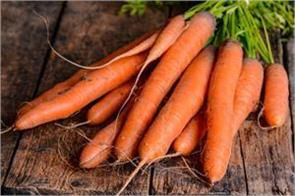 eating carrots  changing seasons has many benefits