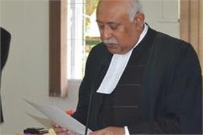 judge somader sworn in as chief justice of meghalaya high court