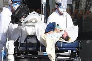 corona outbreak in france kills 1053 at record level