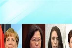 corona virus  women leaders