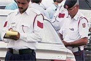 corona virus positive delhi traffic police asi