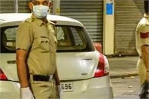 delhi police head constable infected with corona virus